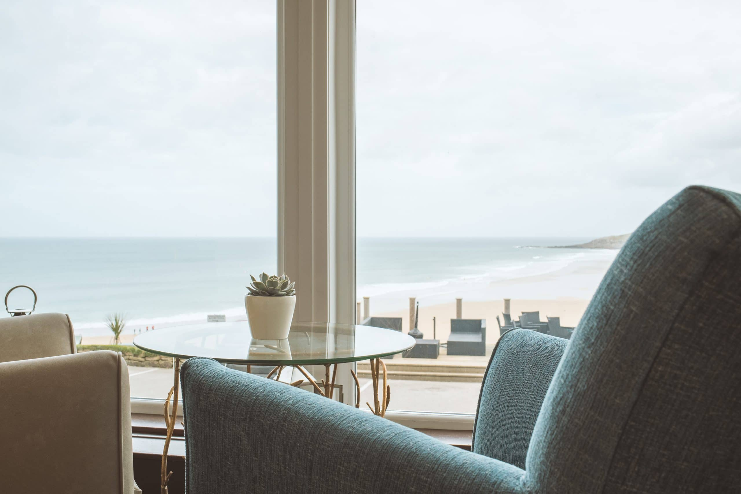 Fistral Beach Hotel Bay Bar Refurb