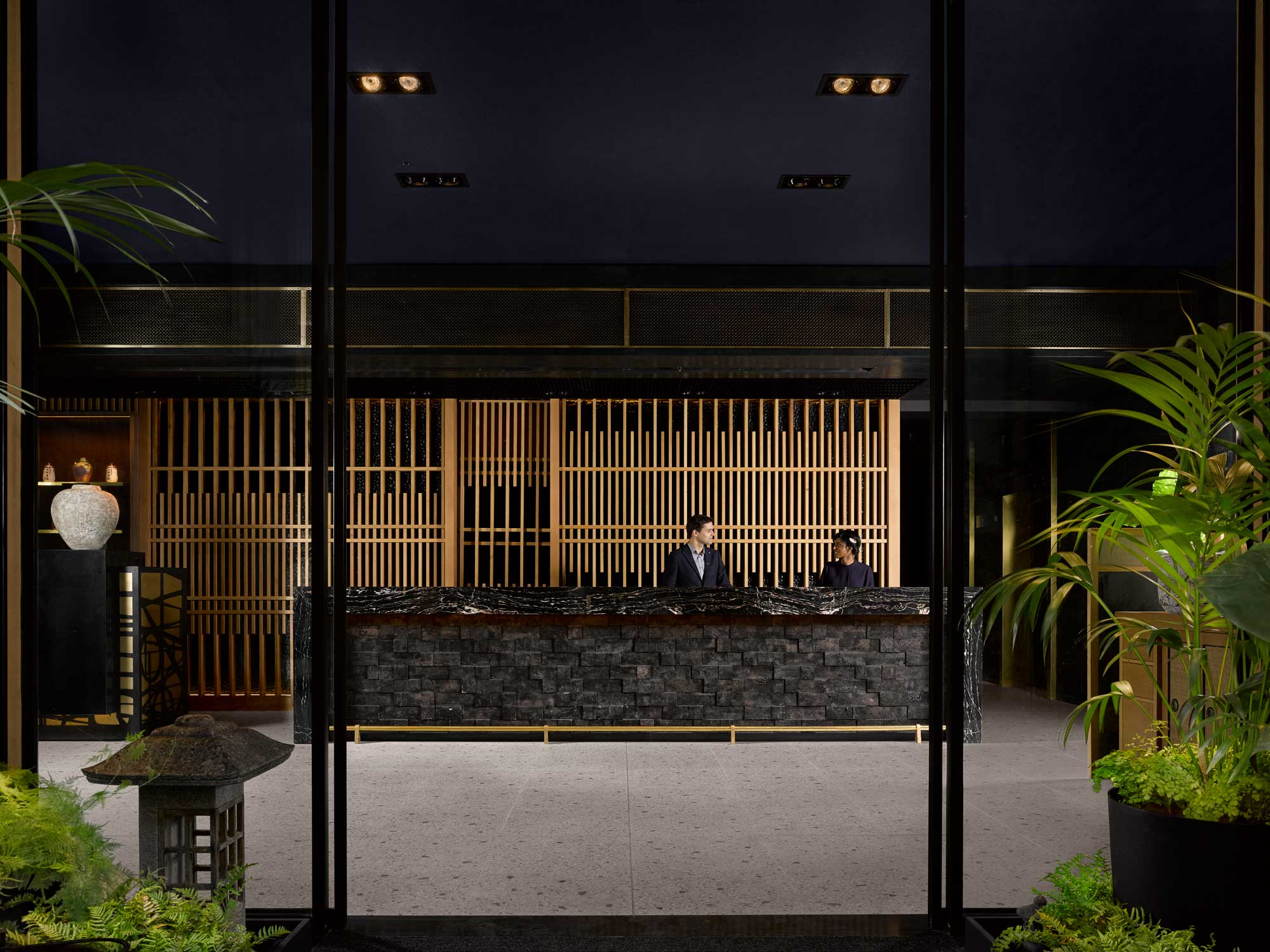 First Look: Nobu Hotel, Shoreditch