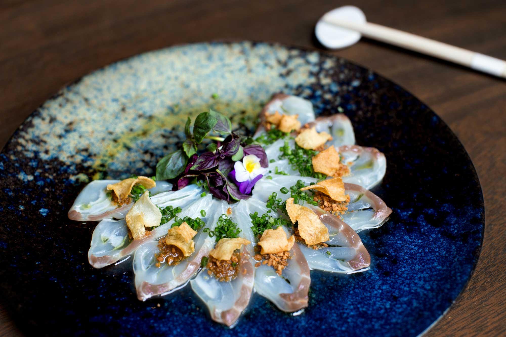 Nobu Restaurant Shoreditch