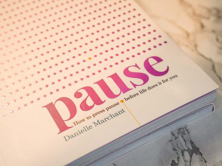Book Review, Danielle Marchant, Pause