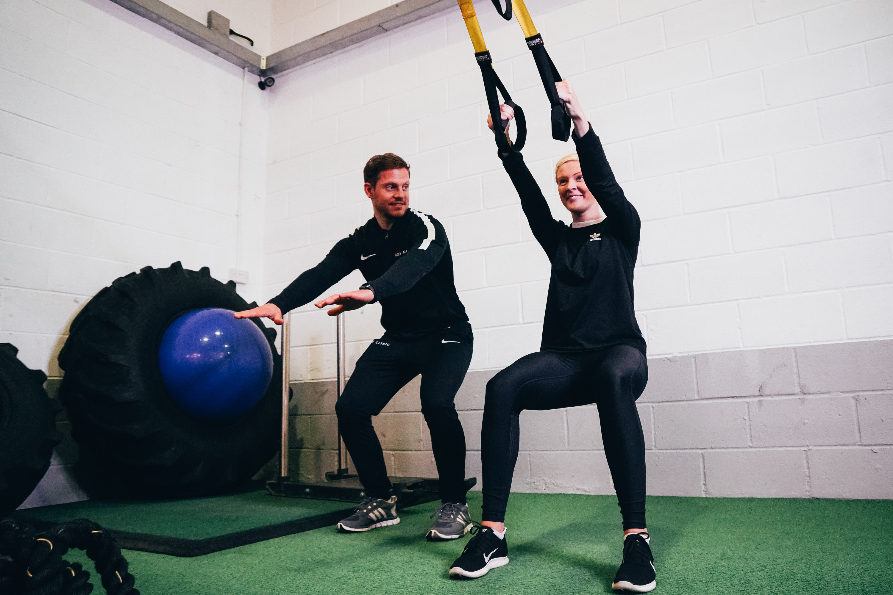 Benefits Of Training With A PT