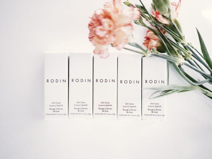 Rodin Luxury Lipstick New Shades Review
