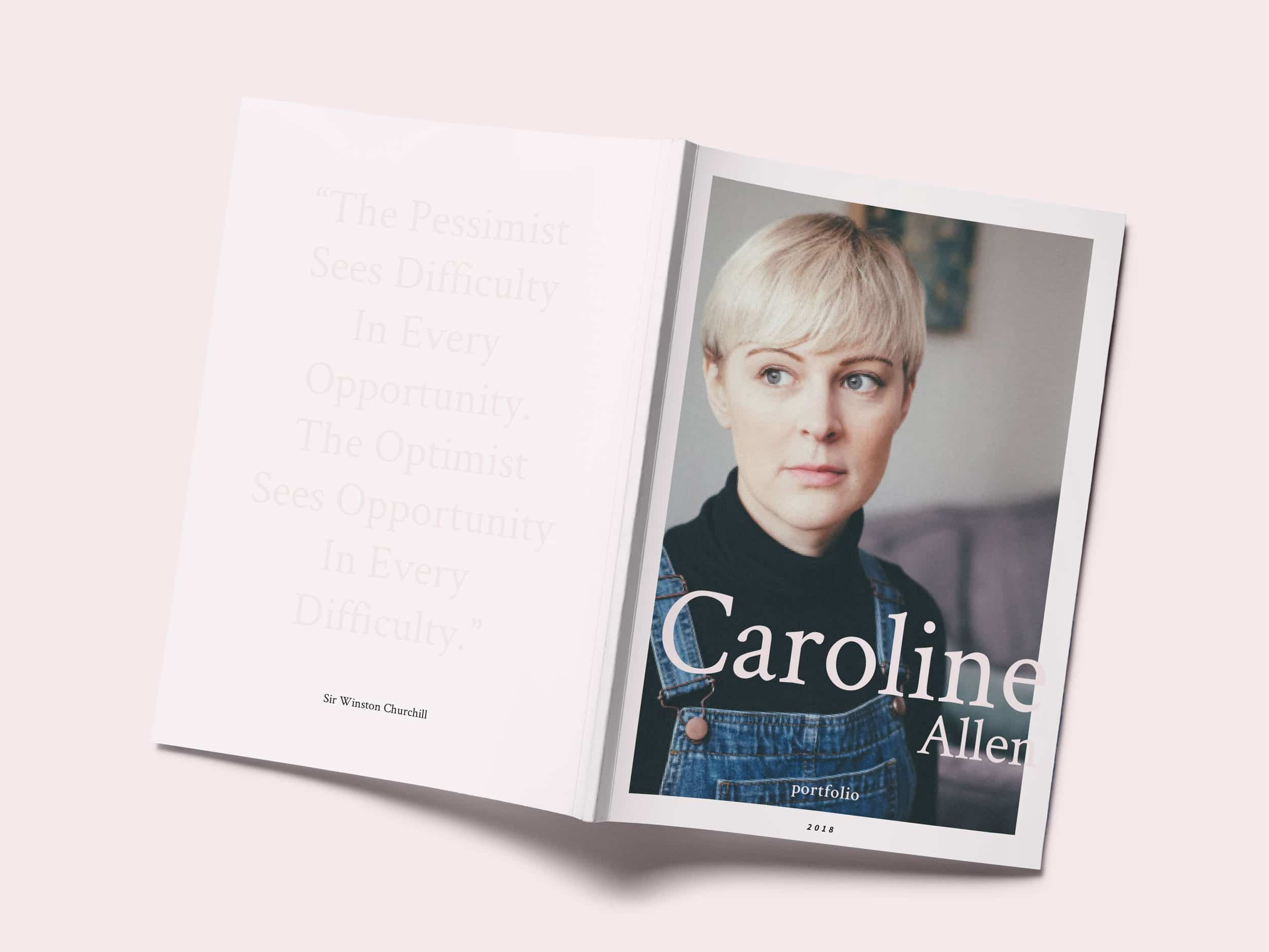 Caroline Allen Portfolio