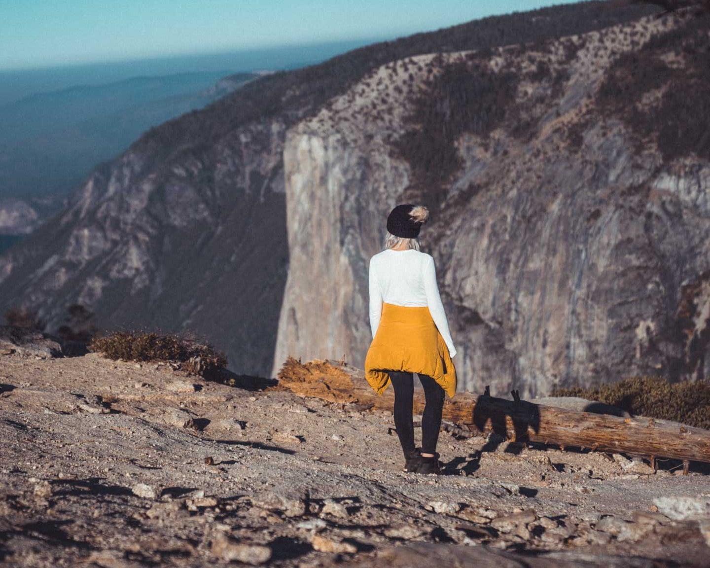 Sentinel Dome Yosemite - Caroline Allen