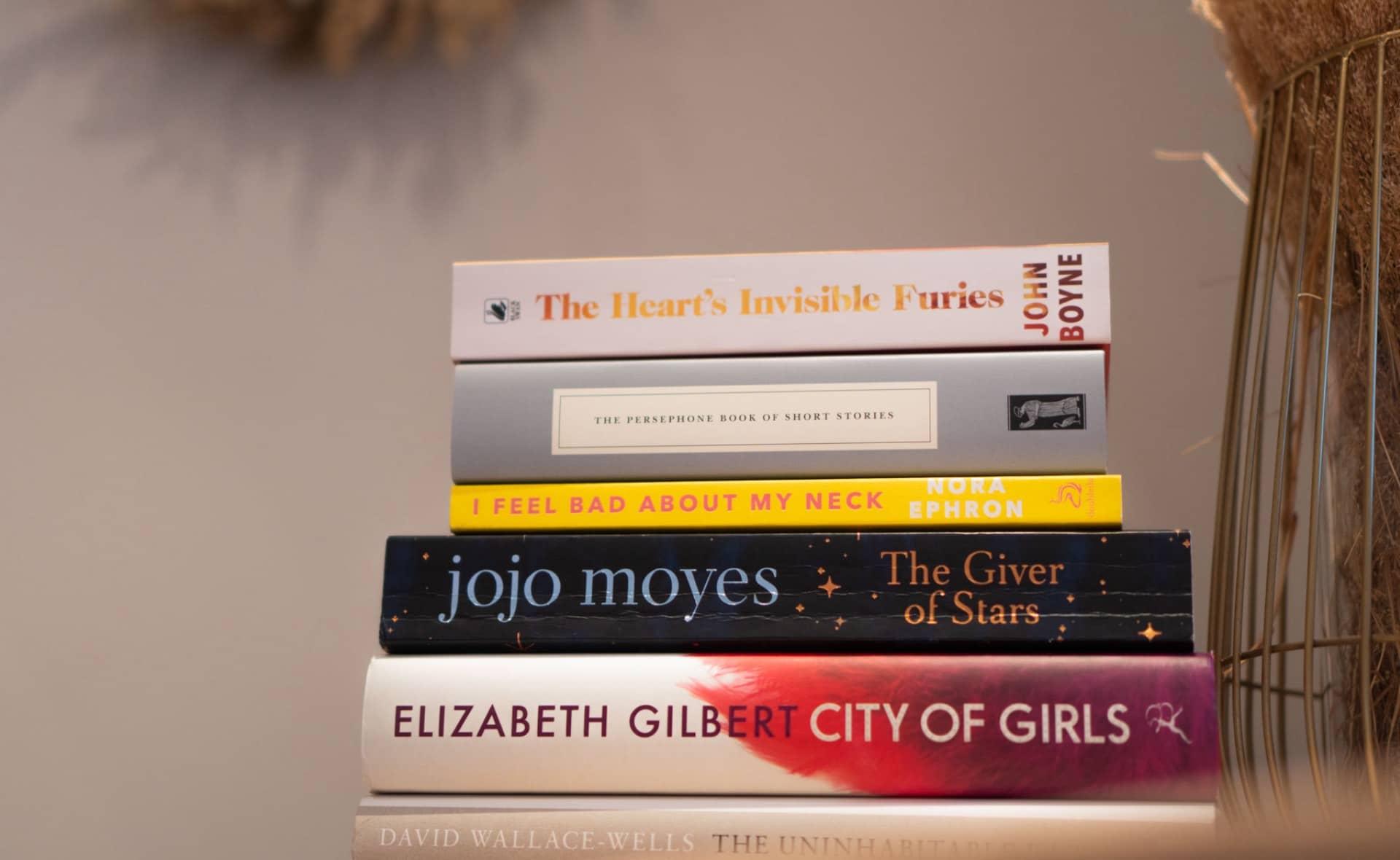 Best book releases 2020- Caroline Allen